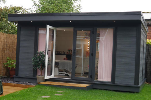 Garden Office Spaces Cardiff