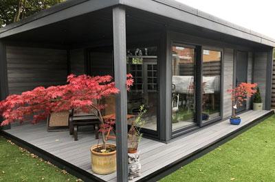 Garden Quiet Retreat Cardiff