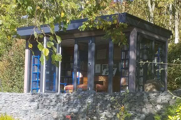Garden Studio Library Cardiff