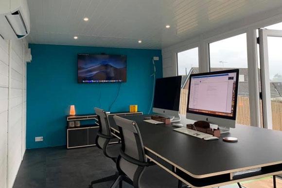 Garden Studio Office Spaces Cardiff